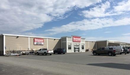 Bangor Hammond Lumber Store