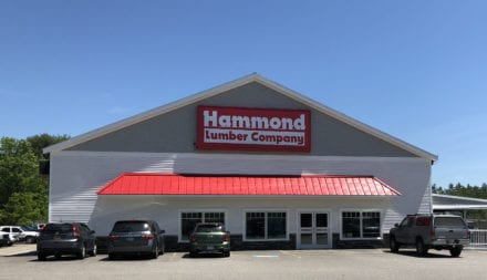 Hammond Lumber Damariscotta