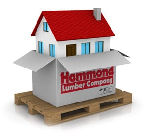 Hammond Lumber Company S Home Packages Include The Following Hammondhousepackages