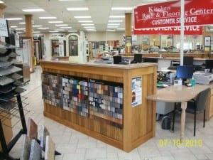 Bangor showroom