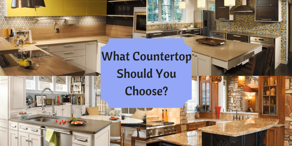 What Countertop do You choose? Hammond Lumber