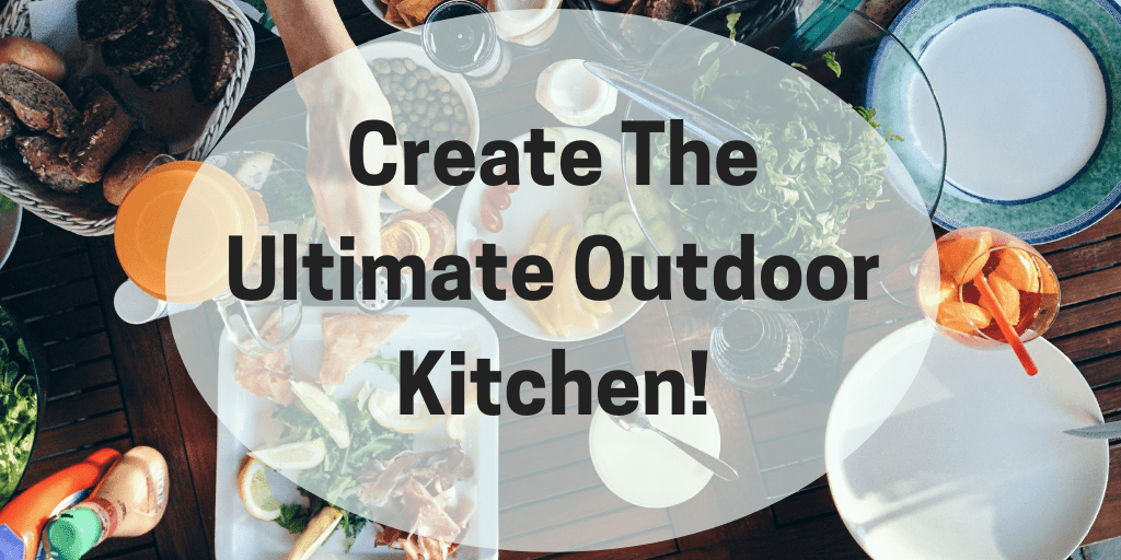 Create The Ultimate outdoor kitchen Hammond Lumber Company