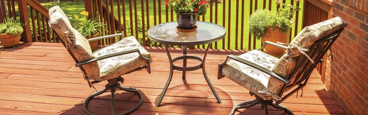 Wood Deck boards composite decking