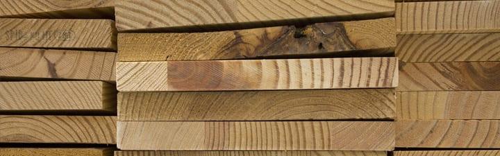 Wood Lumber Boards Sawmill
