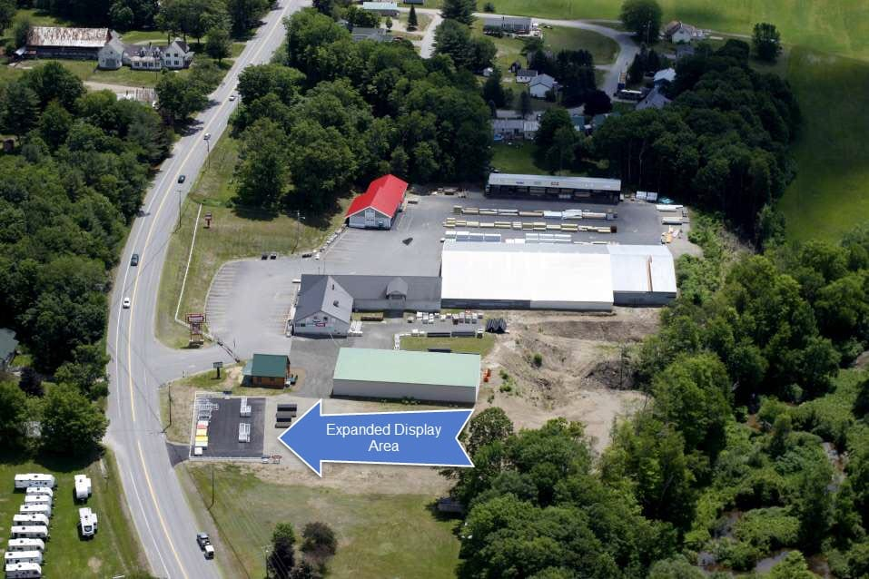 Hammond Lumber Company Farmington Expanded Yard