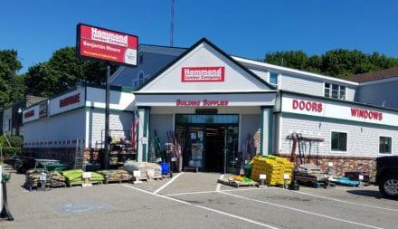 Hammond Lumber EBS Rockland