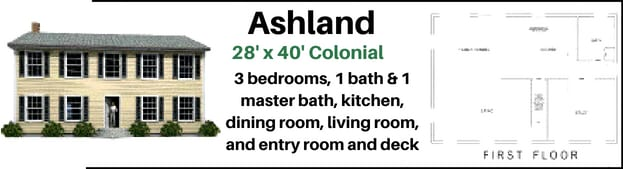 The Ashland Home Package By Hammond Lumber Company