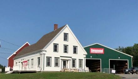 Bucksport Hammond Lumber Company