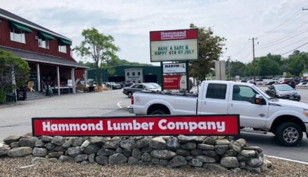 Hammond Lumber Company Ellsworth