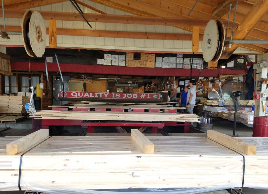 Planar Mill Blog Picture Hammond Lumber