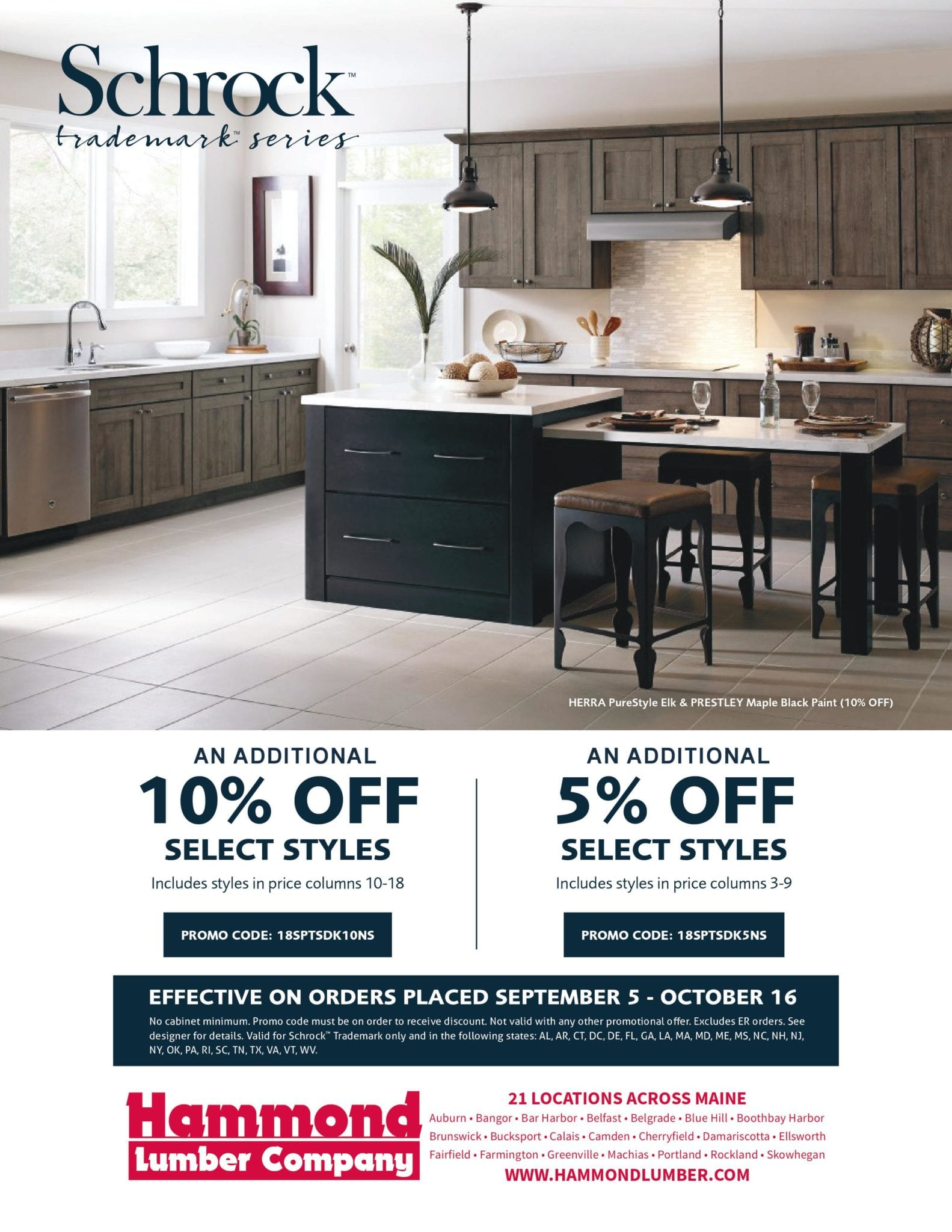 Schrock Cabinetry Savings 10 Off Select Styles 5