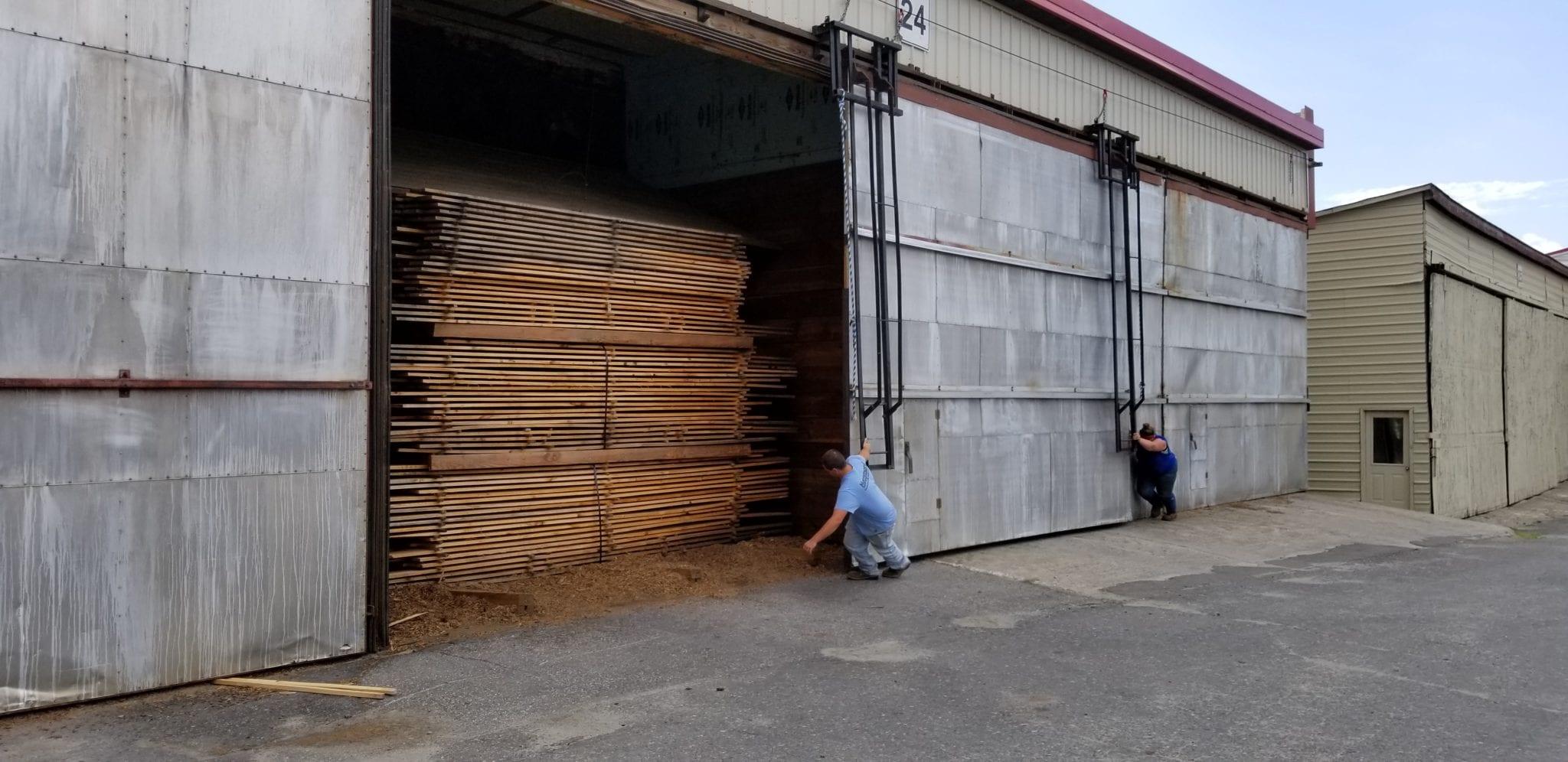 Kiln Dry Lumber