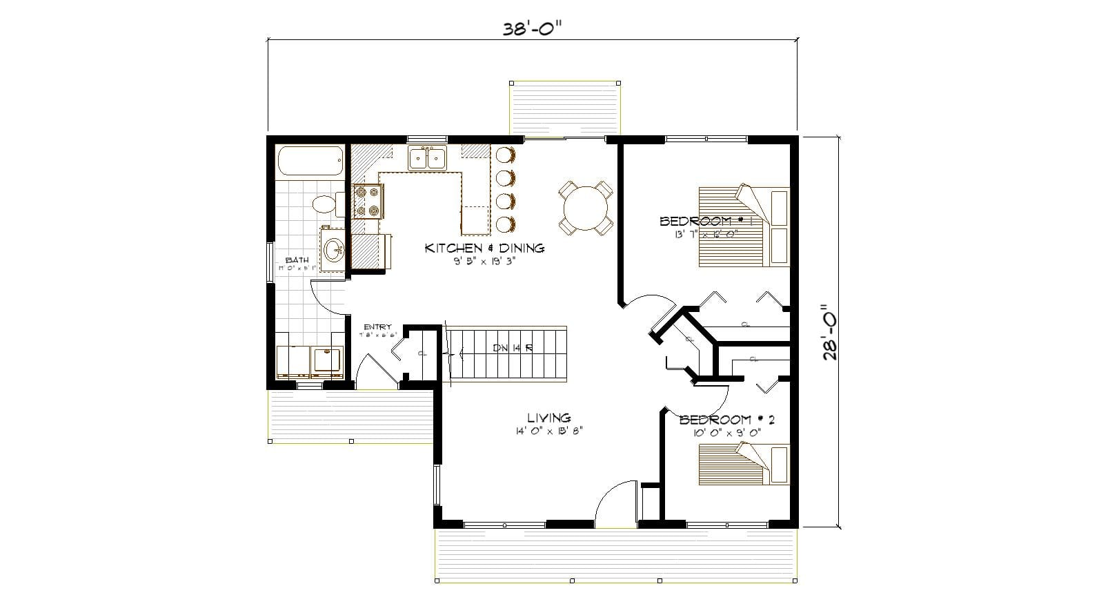 Home Building Packages Floor Plans Customized Options