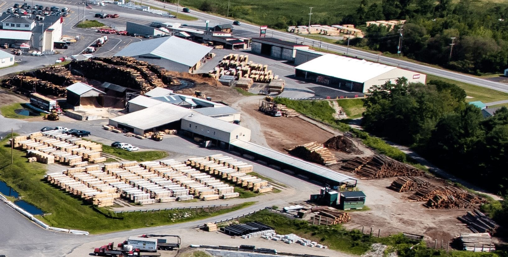 Sawmill and Planer Mill