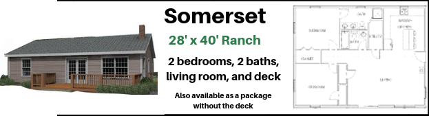 Somerset Home Package Hammond Lumber Company