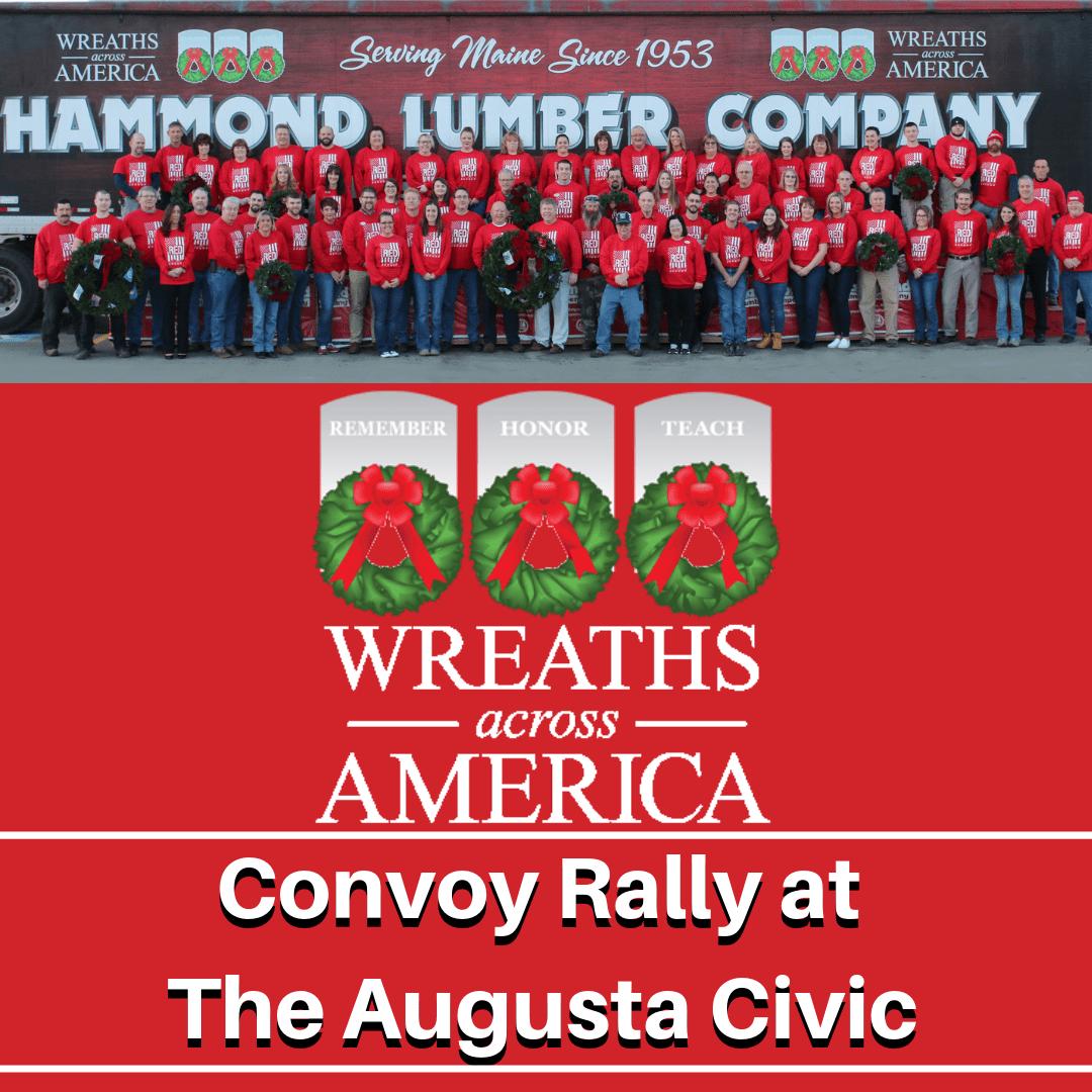 Wreaths Across America Convoy Rally