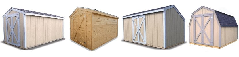 Hammond Lumber Shed Packages