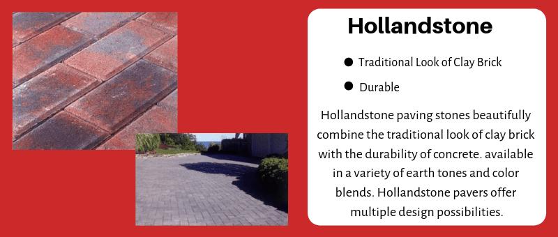 Genest Hollandstone stone