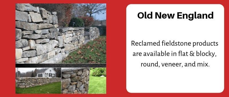 JC Stone Wallstone Old New England