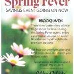 Brookhaven Spring Fever Event