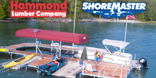 ShoreMaster Waterfront Products - Hammond Lumber Company