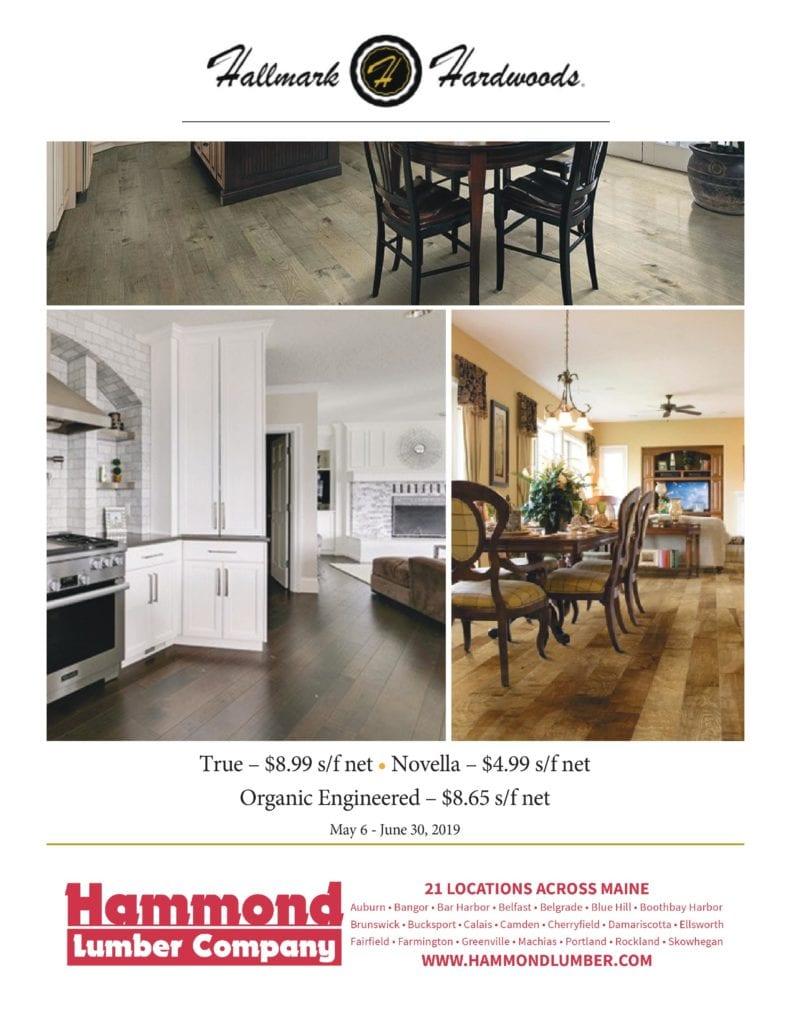 Hallmark Hardwood Flooring Promotion Hammond Lumber Company