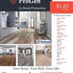ProGen In Stock Promotion Hammond Lumber Company