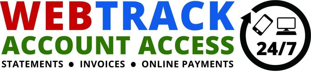 Webtrack Account Access Logo