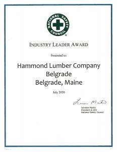 Belgrade 2020 Industry Leader Award