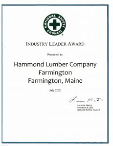 Farmington 2020 Industry Leader Award